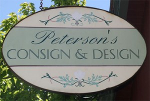 petersons-consign-and-design-sign